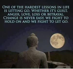 budda let go